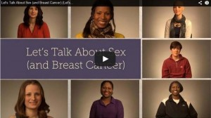 let's talk about sex and breast cancer